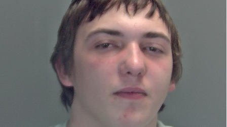 """Kurt Nelson, 24, launched the """"savage"""" attack on April 29 in 2019 in HMPWhitemoornear March"""