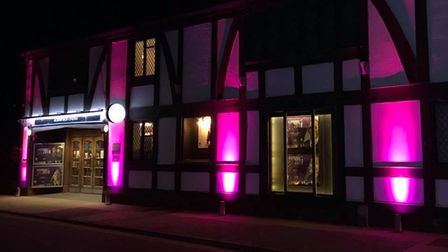 Aldeburgh cinema reopened last week and was sold out