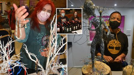 Exhibitors at the Ely Spring Pagan and Alternative Fayre 2021
