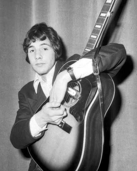 File picture 127351-2 dated 31.3.67 of singer Cat Stevens, who was persuaded to abandon his musical