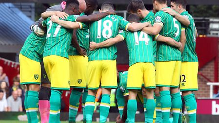 Who would make your Norwich City starting XI against Leicester City on Saturday?