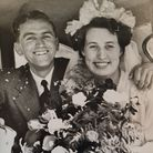 GrandparentsRoy and Doris Denson are getting ready to celebrate their 70th wedding anniversary