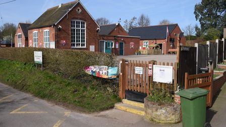 Cantley Primary School and Nursery.