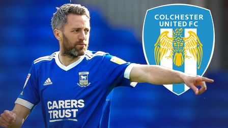 Cole Skuse has joined Colchester United