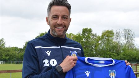 Cole Skuse has joined Colchester United after leaving Ipswich Town