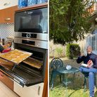 Andrew shares his love of cooking on his YouTube channel and enjoys life in the French countryside ©
