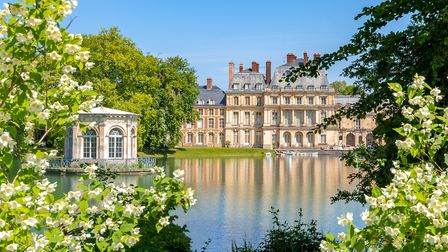 The chateau and gardens at Fontainebleau are both Unesco World Heritage Sites ©Vladislav Zolotov Get
