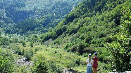Ariege is ideal for walkers and nature lovers (c) Nadia Jordan