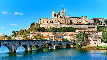 The mural trail is just one of many cultural activities to enjoy in Beziers. Pic: amoklv/Getty