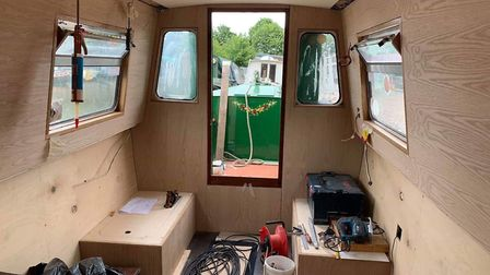 Stretching your narrow boat