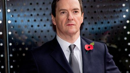 Chancellor of the Exchequer George Osborne (Photo by Richard Stonehouse - WPA Pool/Getty Images)