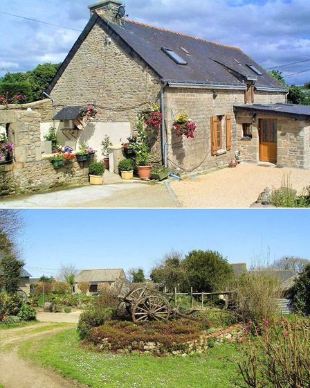 Two-bedroom house for sale in Morbihan with Agence Newton