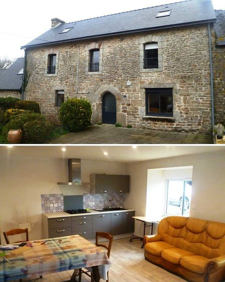 House in Morbihan for sale with Olivier Arens and Daniele Peron notaires 2