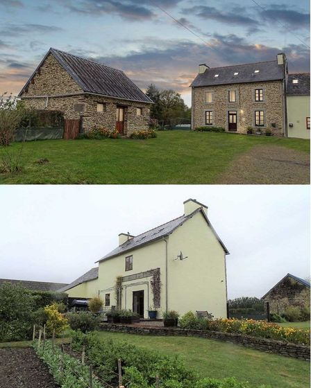 House for sale in Finistere with Agence Newton
