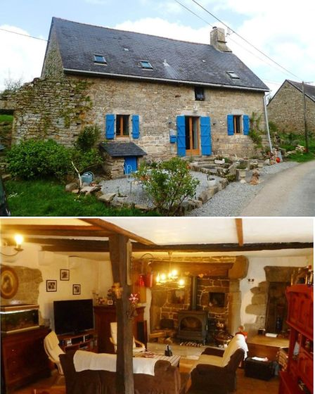 Country cottage for sale in Morbihan with Olivier Arens and Daniele Peron