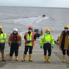 The RNLI Happisburgh crew are appealing for volunteers to join them