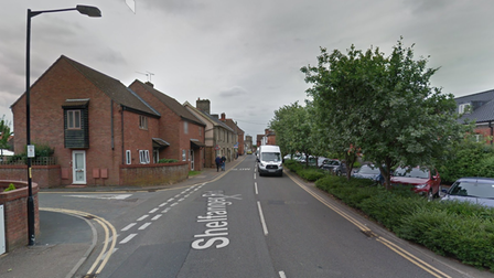 Five weeks of disruption is expected on the B1077 Shelfanger Road in Diss