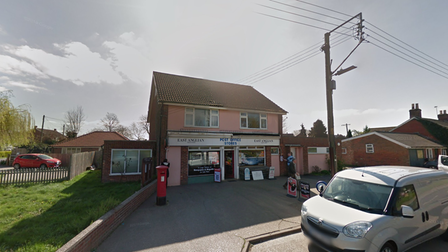 Plans have been submitted to part change the use of the ground floor of the Post Office in Great Waldingfield