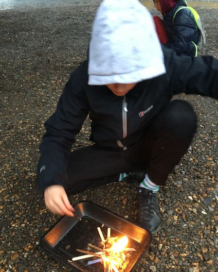 Cambs scout activity