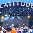 Walking On Cars playing the Obelisk Arena on Saturday at Latitude Festival 2019. Picture: Jamie Hone