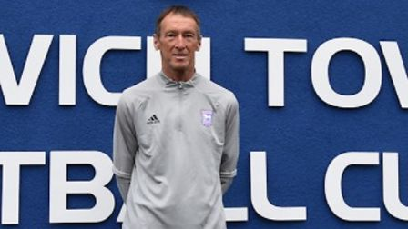 Ipswich Town have appointed John Keeley as their new goalkeeper coach. Photo: ITFC