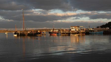 The Shotley Peninsula has been voted as one of the best places to live in the east of England. The s