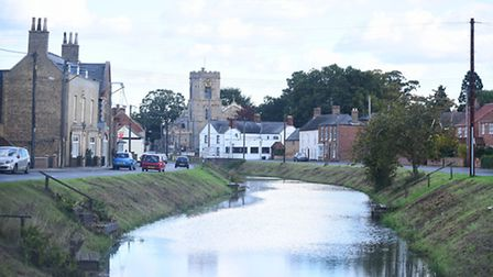Planning applications have been made for 26 new homes in Upwell. Picture: Ian Burt