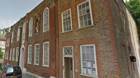 Historic Reine's House in Wapping