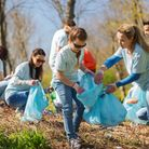There's a chance to join the Great British Spring Clean in a park, woodland, street, on a riverbank