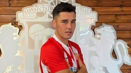 Josh Hawkes signed for Sunderland from Hartlepool in 2020