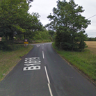 The B1079 will have to be closed this morning after a lorry broke down