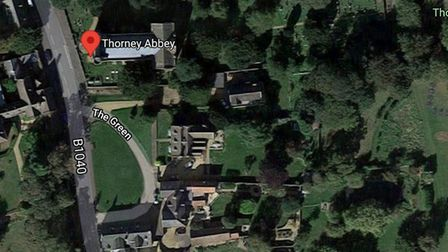 Thorney Abbey, located less than five miles from Whittlesey.