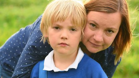 Freethorpe Primary school pupil Arthur Nichols (4) was meant to be at an after school club but was p