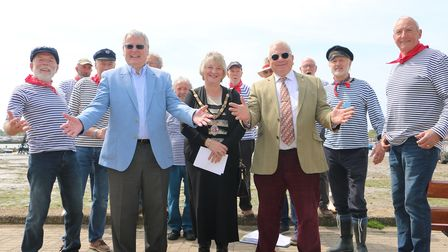 Celebrating the launch of the Essex Coast Campaign