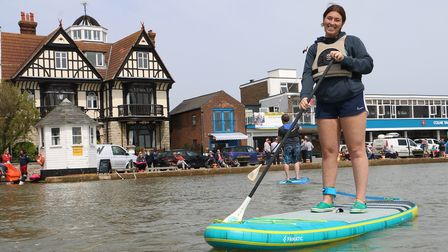 Visit Essex launched an event today to encourage residents to get out and about and explore the Essex coastline