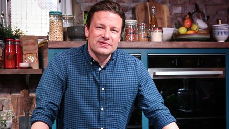 Jamie Oliver has headed to the Norfolk Broads for a birthday getaway.