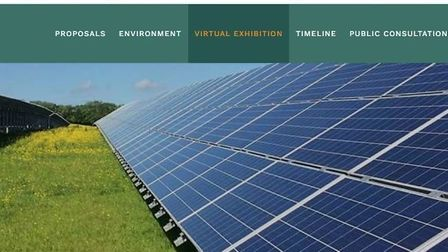 Energy farm proposed by Sunnica apreading across East Cambs and West Suffolk