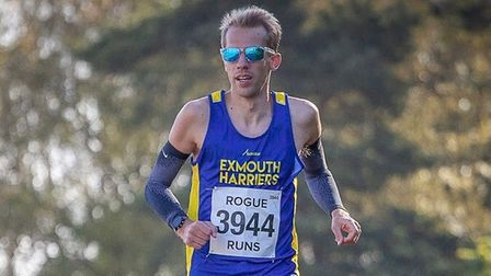 Exmouth Harriers running in London