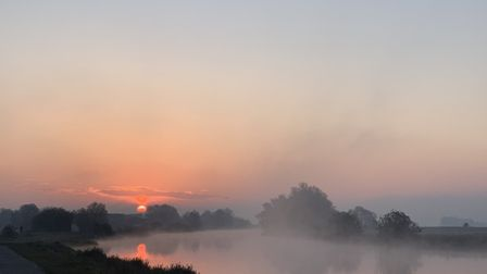 Early morning by the Ouse.