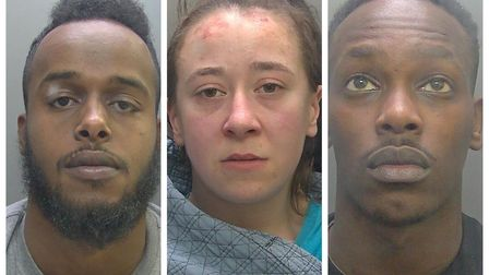 TRIO JAILED FOR KIDNAP