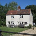 The 3 bed detached house is up for sale on Prospect Lane in Wood Dalling with William H Brown.