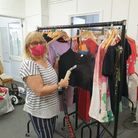 A volunteerat one of East Anglia's Children's Hospices charity shops