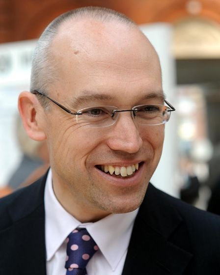 Jonathan Denby, head of corporate affairs at Greater Anglia