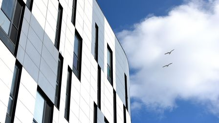 University of Suffolk is dedicated to championing innovation Picture: University of Suffolk