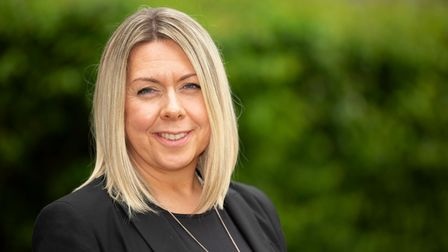 Jodie Woodrow, business director at Pure Executive Picture: David Johnson Photographic