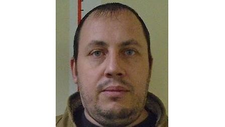 Andrew Harrison has absconded from Hollesley Bay prison near Woodbridge