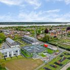 A former nuclear bunker in Mistley, has been converted into three luxurious apartments