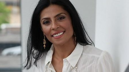 Rozina Ali, consultant plastic surgeon at the Norfolk and Norwich University Hospital, with a specia