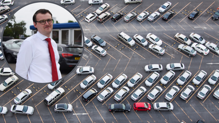 Used car sales across the country are booming - and Norfolk is no different, says Jim Nash
