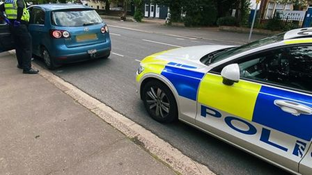 Cars, cash and drugs were all seized in two-week police operation across Fenland and Peterborough.